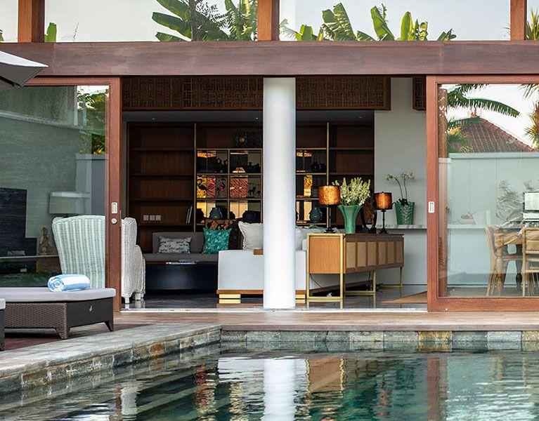 Explore The Villa Villa Indrani Canggu 5 Bedroom Beach Villa Bali